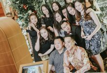 Jennifer and Alvin Wedding by 83photostudio