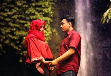 Prewedding Moment Of Nitha & Indra by LightColourBox