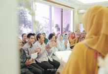 STEFANIE & RADIT - ENGAGEMENT CEREMONY by Promessa Weddings