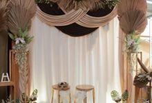 Dekorasi Outdoor by Daun Sirih Wedding Planner & Organizer