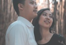 Prewedding Story of Wisnu and Devi by Khoironi Syifa