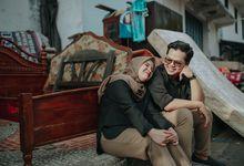 Prewedding Dr. Diah & Dr. Anto by RKT Photography
