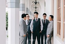 ADI + JESSLYN WEDDING by Encasa Photography