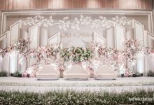 Thamrin Nine Ballroom 2020.12.12 by White Pearl Decoration