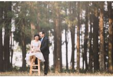 PRE WEDDING YONATAN & YEYEN by BQ Pictures
