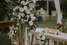 The Wedding Shanti & Asa by Callalily
