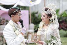 Sarah and Billy Wedding by Nikahsamakita