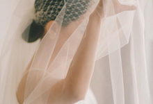 THE WEDDING OF ANTONI & OPPIE - Morning Bridal Beauty Shoots by AVERIE Atelier