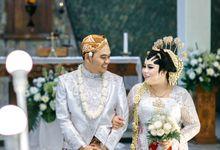 Sicil Wisnu Wedding by SAND WEDDING ORGANIZER