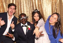 Nikki and Stevens Wedding by Flamigos Photo Booth