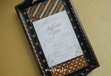 Javanese Wedding of Devi & Shabrina by  Menara Mandiri by IKK Wedding (ex. Plaza Bapindo)