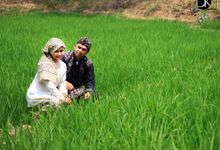 Hafid Siti Pre-wedding by DK Photography