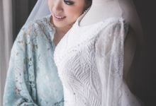 stiven & chika wedding by alivio photography