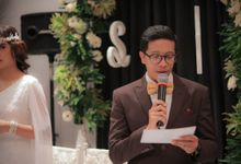 Joni & Sherly Wedding Day by Vedie Budiman
