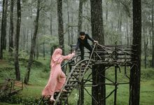 Pewedding Pinus Ciloto by ID Photography Cianjur