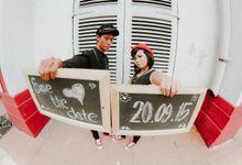 Prewedding Widha & Dani by Nh Photografia