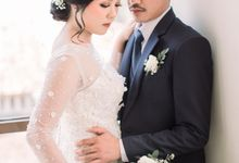Real intimate wedding on pandemic 2020 MARIA & GALUNG by Kimus Pict