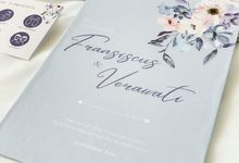 From the wedding of Fransiscus & Verawati by Moria Invitation