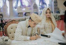 The Wedding Of Fara & Alief by alienco photography