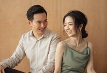 Pre-Wedding of Ronald & Evelyn by Sisterhood Atelier