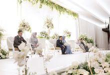 PUTRI & FAISAL by bright Event & Wedding Planner