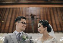 Holy Matrimonity of Danis & Monica by IKK Wedding Venue