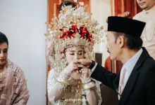 THE WEDDING OF ANDARI & FATH by alienco photography