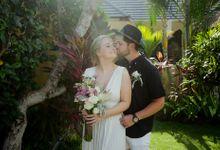 Ellisa and Ryan Bali Wedding by Happy Bali Wedding