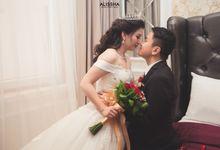 Wedding Day Diana-Zainal 23-06-19 by Alissha Bride