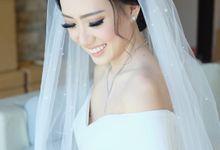 Bride Makeup for Jennifer by Winnie Neuman Make up Artist