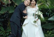 The Wedding of Irene Ryanto by Mfreshflowers
