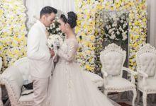 Wedding Day Gina-Tony 29-06-19 by Alissha Bride