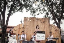 Simply Acoustic Package from The Wedding of Okta & Dini by Vivando Music Entertainment