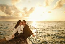 Boy & Raisa - Prewedding Day by Danieliben