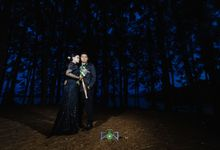Prewedding Rossy & Hefry by treeways.visual