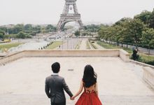 The Engagement Session of Sanjaya & Felita by Lavene Pictures