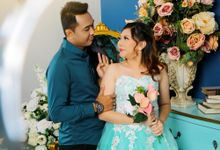 Dhony & Marlena's Prewedding photo session by Favor Brides