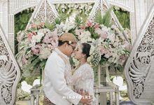 The Wedding of Fifi & Ian by  Menara Mandiri by IKK Wedding (ex. Plaza Bapindo)