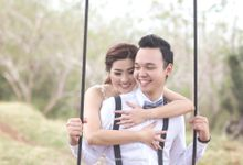 Gani and Florency by Capotrait Photography