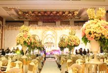 The Wedding of Hans & Cynthia by The Trans Resort Bali
