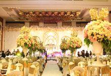 The Wedding of Hans & Cynthia by The Trans Resort Bali