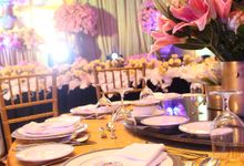 The Wedding of William & Caroline by The Trans Resort Bali