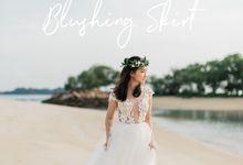 The Blushing Skirt by Stitch By Stitch Co.