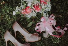 VIA & ALDY WEDDING by bright Event & Wedding Planner