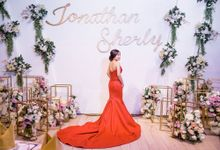 The Engagement Of Jonathan And Sherly by Grand Orchid Decoration