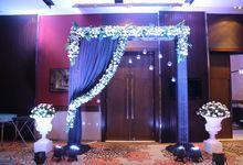 Krishna & Sweta by Event Destination