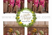 Adilla & Anggi Wedding by Moments To Go