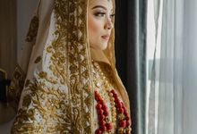 Wedding day Putri & Denis by storyoflevine