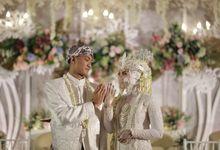 wedding Dewi & Ikhsan by Triangle Wedding