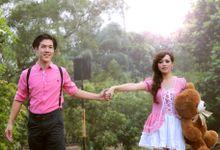 lina & edwin prewedding by videomegavision